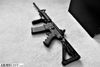 For Sale: Smith and Wesson Ar 15X