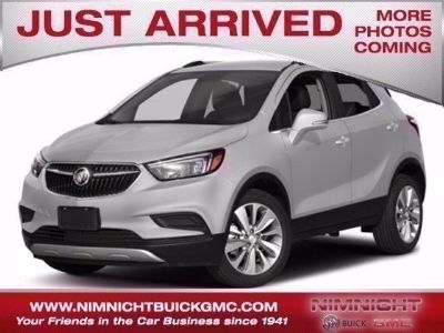 2017 Buick Encore Essence (Quicksilver Metallic)
