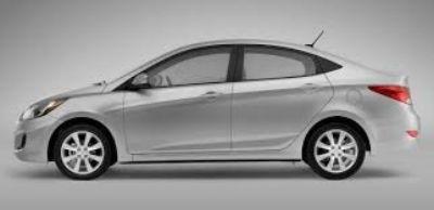 2013 Hyundai Accent GLS (Silver Or Aluminum)