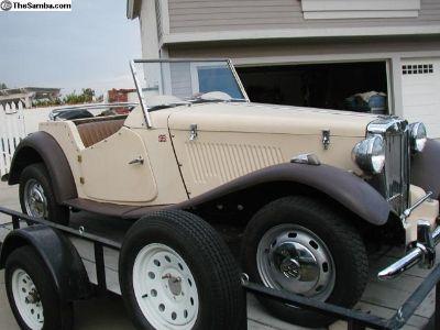 VW MGTD Kit Car