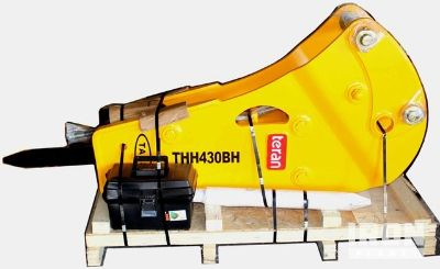 Tacsa THH430 Hydraulic Breaker - Fits Backhoe Loader - Unused