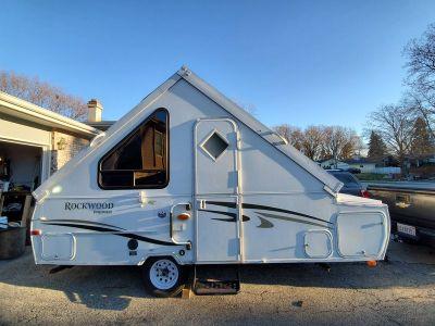 2012 Forest River Rockwood Premier A128-S