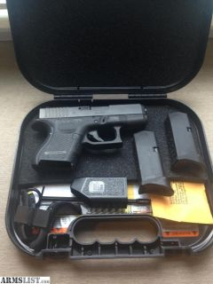 For Sale: Glock 27 .40 Gen 4