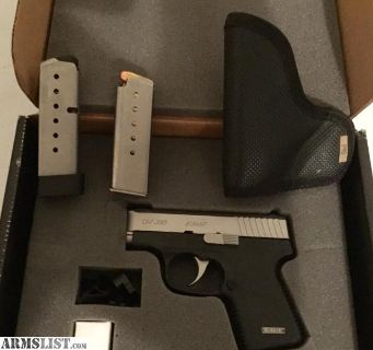 For Trade: Kahr 380