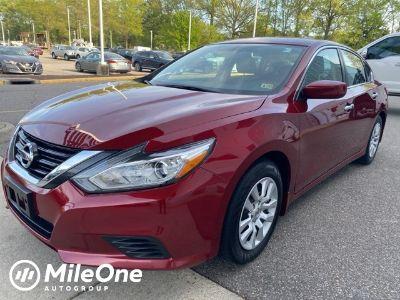 2018 Nissan Altima 2.5 (scarlet)