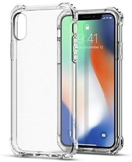 New iPhone X Clear Phone Case