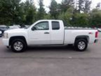 Used 2011 Chevrolet Silverado 1500 LT Ext Cab in Londonderry, NH