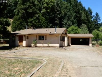 2 Bed 2 Bath Foreclosure Property in Glendale, OR 97442 - Azalea Glen Rd