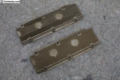 Early 911 Finned Valve Covers