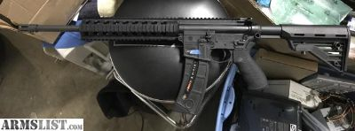 For Sale: used Smith & Wesson 15-22