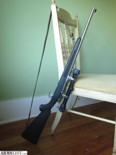 For Sale: Ruger 77/357 Bolt Action Rifle with Extras