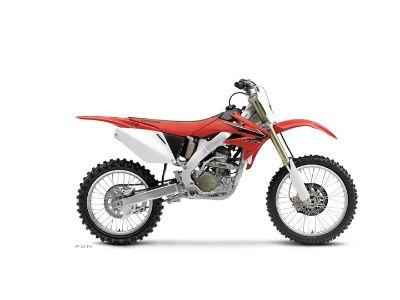 2008 Honda CRF 250R Motocross Motorcycles Wichita Falls, TX