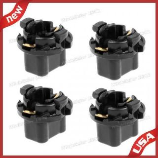 Purchase 4pcs 5/8inch Larger Twist Lock Sockets for #194 Bulbs Instrument Gauge Cluster motorcycle in Milpitas, California, United States, for US $4.99