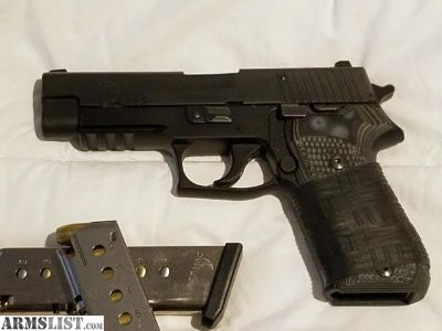 For Sale: Sig Sauer p220 ELITE .45ACP
