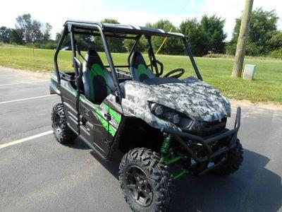2019 Kawasaki Teryx LE Camo Side x Side Utility Vehicles Belvidere, IL