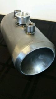 Purchase CHOPPER/BOBBER OIL TANK KEGGED ENDS CENTER FILL SPORTSTER RIGID HARDAIL motorcycle in Upland, California, United States, for US $120.00