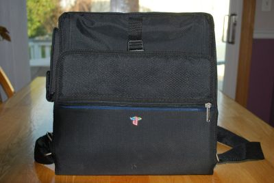Playstation carrying case