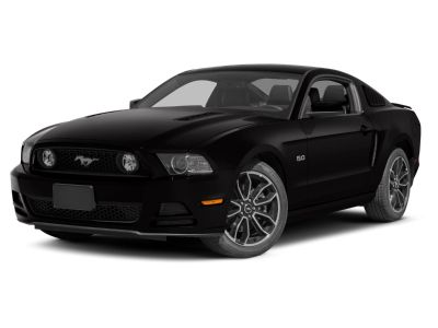 2013 Ford Mustang GT (Blue)