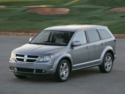 2010 Dodge Journey SXT (Brilliant Black Crystal Pearlcoat)