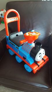 Thomas the Tank Engine ride-on toy