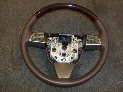 Purchase 2011-2012 OEM CADILLAC SRX STEERING WHEEL 20995629 motorcycle in Bixby, Oklahoma, US, for US $149.99
