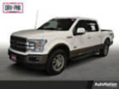 2018 Ford F-150 King Ranch 2018 Ford F-150 King Ranch Four Wheel Drive 3.5L V6