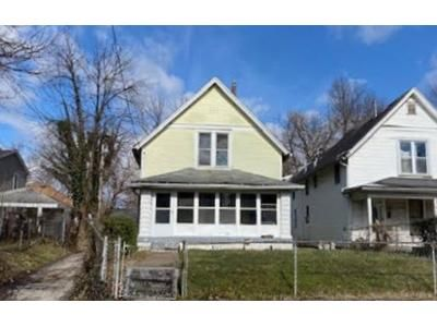 4 Bed 1.5 Bath Foreclosure Property in Louisville, KY 40211 - Hale Ave