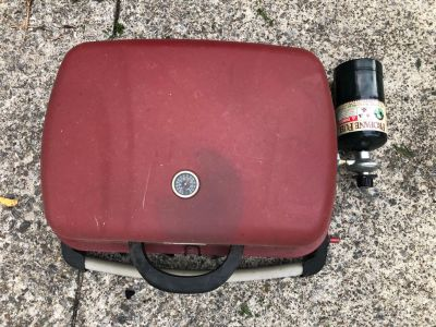 Uniflame Portable Tabletop Gas Grill