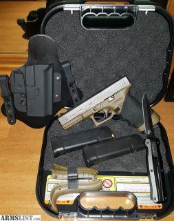 For Sale/Trade: FDE Glock 17 gen 4