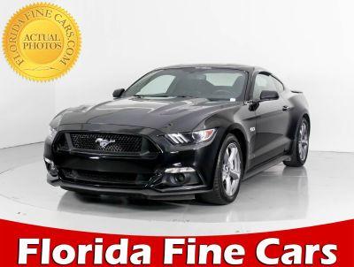 2015 Ford Mustang Gt Recaro Pkg (Black)
