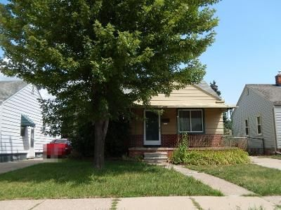 1 Bath Preforeclosure Property in Wyandotte, MI 48192 - Electric St
