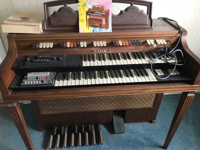 Organ Conn minuet 544