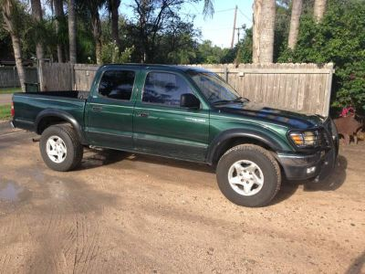 02 Toyota Tacome Double Cab 2wd