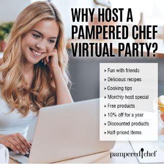 Pampered Chef Virtual Consultant