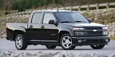 2004 Chevrolet Colorado Z85 LS Base (Silver Birch Metallic)