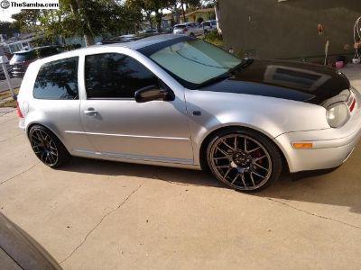 2004 VW Mk4 Gti
