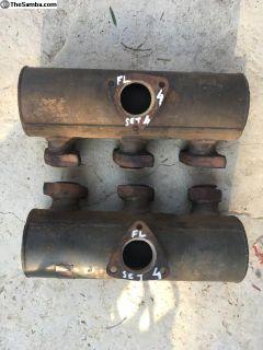 Porsche 911 / 930 Exhaust Thermal Reactor Manifold