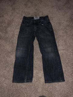 Boys jeans size 8 great condition