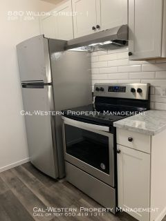 UPDATED 2 BED, 1.5 BATH with Side Yard ~ WILLOW GLEN