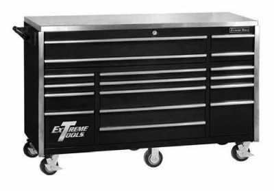 "EXTREME TOOLS EX7217RC 72"" ROLLER CABINET"