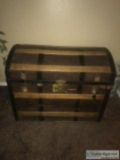 Old Antique Trunk