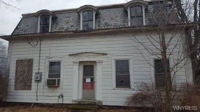 Foreclosure: Single Family Home $29,900 Perfect Fixer Upper for Profit