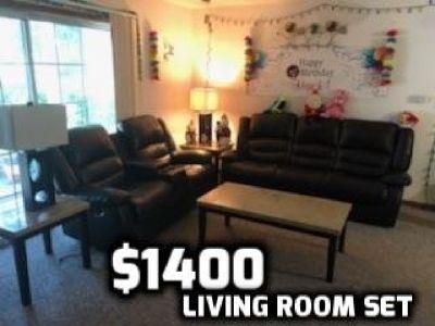 Ashley Living Room Set