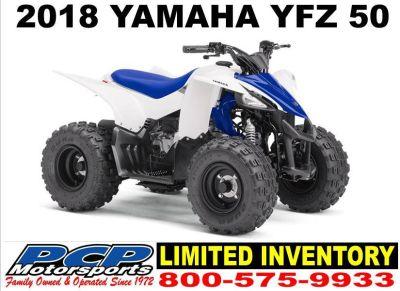 2018 Yamaha YFZ50 Sport ATVs Sacramento, CA