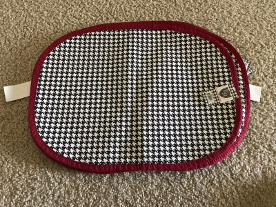 Set of 6 Houndstooth Placemats