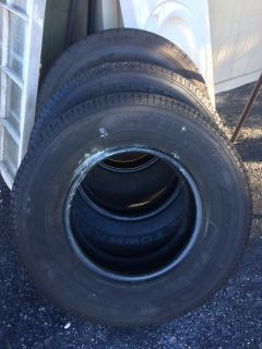 Trailer King Tires