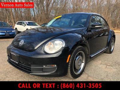 2012 Volkswagen Beetle 2.5 PZEV (Black)