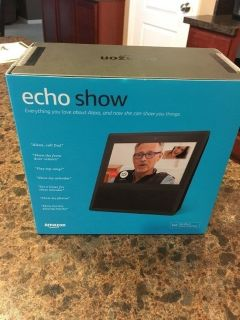 Brand New Echo Show - Never Opened