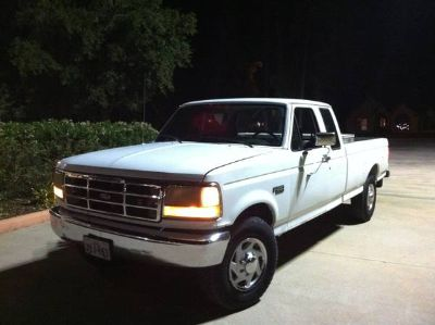 92 F-250 New EngineTrans